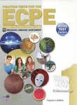 PRACTICE TESTS FOR THE ECPE BOOK 1 (+CDS)