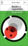 (P/B) BOOKS V. CIGARETTES