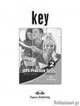 CPE PRACTICE TESTS 2 KEY