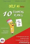 DELF A1 JUNIOR 10 EXAMENS BLANCS (+CD)