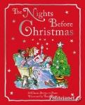 (P/B) THE NIGHTS BEFORE CHRISTMAS
