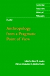 (P/B) ANTHROPOLOGY FROM A PRAGMATIC POINT OF VIEW