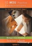 10 MSU PRACTICE EXAMINATIONS FOR THE CELC (B2 LEVEL) BOOK 1