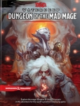 DUNGEONS & DRAGONS RPG - WATERDEEP: DUNGEON OF THE MAD MAGE RPG BOOK
