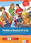 PERFEKT IN DEUTSCH A1-A2 (+KLETT BOOK-APP)