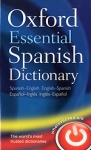 (P/B) OXFORD ESSENTIAL SPANISH DICTIONARY