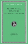 (H/B) MINOR ATTIC ORATORS (VOLUME I)