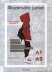GRAMMAIRE JUNIOR A1/A2 (+CD MP3)