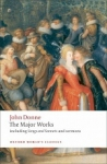 (P/B) DONNE: THE MAJOR WORKS
