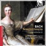 (CD) HARPSICHORD CONCERTOS