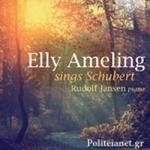 (CD) ELLY AMELING SINGS SCHUBERT