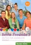 BESTE FREUNDE 3 B1 (+AUDIO-CD)