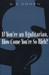 (P/B) IF YOU'RE AN EGALITARIAN HOW COME YOU'RE SO RICH?