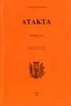 ΑΤΑΚΤΑ (ΤΕΤΑΡΤΟΣ ΤΟΜΟΣ-ΔΕΥΤΕΡΟ ΜΕΡΟΣ)