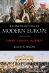 (P/B) A CONCISE HISTORY OF MODERN EUROPE