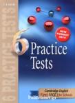 6 PRACTICE TESTS