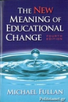 (P/B) THE NEW MEANING OF EDUCATIONAL CHANGE