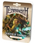 ROLE PLAYING GAME - GENESYS - DENIZENS OF TERRINOTH DECK