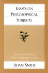 (P/B) ESSAYS ON PHILOSOPHICAL SUBJECTS
