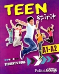 (PACK) TEEN SPIRIT A1-A2, STUDENT'S (+i-BOOK+GRAMMAR AND READING BOOK+WORKBOOK+COMPANION)