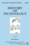 (H/B) HISTORY OF TECHNOLOGY (VOLUME 27)