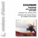 (CD) CONCERTOS POUR VILONCELLE, POUR PIANO