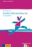 MIT ERFOLG ZUM GOETHE-/OSD-ZERTIFIKAT B1 (+MP3-CD)