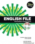 ENGLISH FILE INTERMEDIATE (+DVD-ROM)