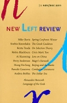 NEW LEFT REVIEW, ISSUE 72, NOVEMBER-DECEMBER 2011