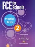 FCE FOR SCHOOLS 2 PRACTICE TESTS