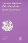 BOOK OF THE PONTIFFS (LIBER PONTIFICALIS)
