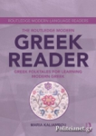 (P/B) THE ROUTLEDGE MODERN GREEK READER