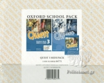 (PACK) QUEST 3 MIDI PACK (STUDENT'S BOOK+WORKBOOK+COMPANION)