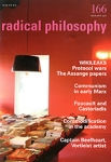 RADICAL PHILOSOPHY, ISSUE 166, MARCH APRIL 2011