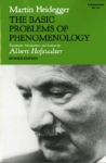 (P/B) THE BASIC PROBLEMS OF PHENOMENOLOGY