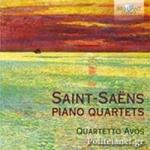 (CD) PIANO QUARTETS
