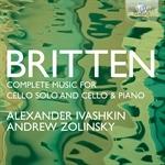 (2CD) COMPLETE MUSIC FOR CELLO SOLO AND CELLO AND PIANO