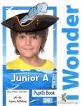 (JUMBO PACK) i-WONDER JUNIOR A. PUPIL'S BOOK (+ieBOOK+MULTI-ROM+ACTIVITY+COMPANION+ALPHABET BOOK)