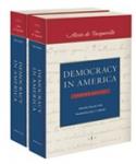 (P/B) DEMOCRACY IN AMERICA - DE LA DEMOCRATIE EN AMERIQUE (TWO VOLUME SET)