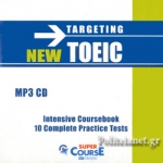 (MP3 CD) TARGETING NEW TOEIC INTENSIVE COURSEBOOK