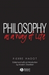 (P/B) PHILOSOPHY AS A WAY OF LIFE