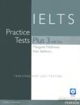 IELTS PRACTICE TESTS PLUS 3 (+CD+DVD)