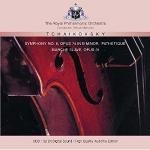 """(CD) SYMPHONY NO. 6, OPUS 74 IN B MINOR, """"PATHETIQUE"""" / MARCHE SLAVE, OPUS 31"""