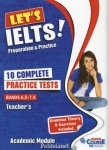 (PACK) LET'S IELTS! (10 COMPLETE PRACTICE TESTS, STUDENT'S + TEACHER'S + MP3 CD)