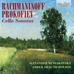 (CD) CELLO SONATAS