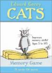 EDWARD GOREY'S CATS MEMORY GAME