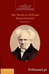 (P/B) THE WORLD AS WILL AND REPRESENTATION (VOLUME 1)
