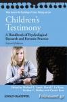(P/B) CHILDREN'S TESTIMONY