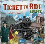 TICKET TO RIDE- EYPΩΠH