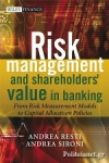 (H/B) RISK MANAGEMENT AND SHAREHOLDERS' VALUE IN BANKING